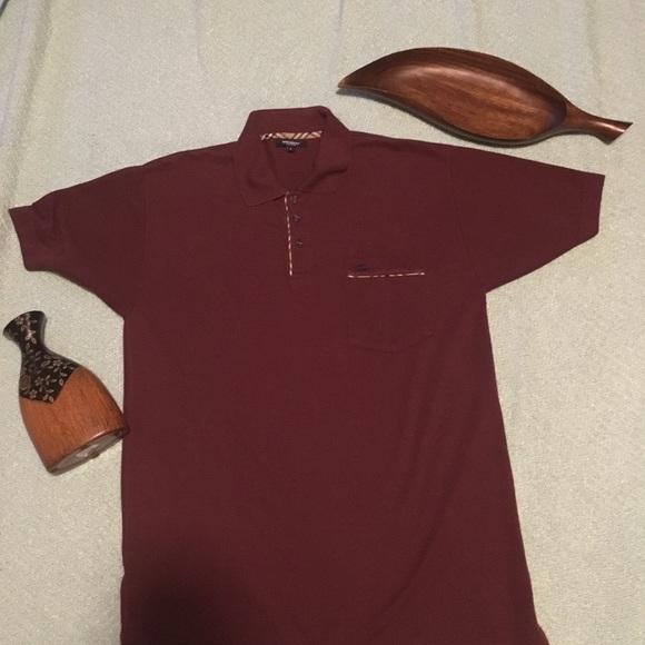 6435a95fd1877 Burberry Other - Burberry men polo shirt